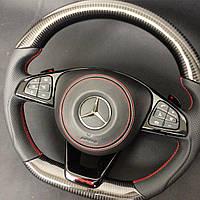 Руль AMG Mercedes Benz W463 Gclass Class Sclass ML166 Gl166  Carbon Fiber Steering, фото 1