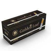 Гильзы сигаретные Golden Leaf 500 шт. упаковка.