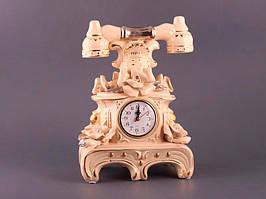 Часы настольные Телефон 34 см 92-209
