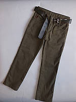 Катоновые брюки детские для мальчика от 1 до 5 лет