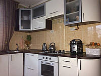 Кухня угловая MDF пленочный под заказ 2