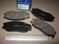 Колодка тормозная KIA OPIRUS,SSANG YONG RODIUS,HYUNDAI EQUUS (производитель SANGSIN) SP1161