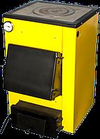 Твердотопливный котел Буран - мини 18П + Бесплатная доставка