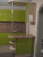 Встроенная кухня MDF пленочный под заказ 3