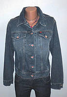 Модная Джинсовая Куртка от V.V. Размер: 48-L