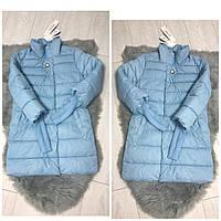 Женское пальто на холофайбере (осень-зима)