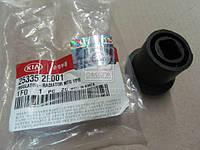 Подушка крепления радиатора верхняя (производитель Mobis) 253352E001