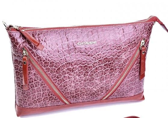 """Женский кожаный клатч 03144 Red Женская кожаная сумка, кожаный женский клатч - Интернет магазин """"Модная сумка"""" - женские сумки и клатчи, мужские сумки клатчи, портмоне и кошельки в Одессе"""