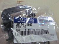 Прижимная пластина тормозных колодок (производитель Mobis) 581443K000