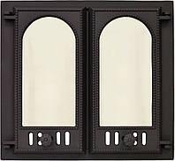 Дверца для бесколосникового камина SVT 400