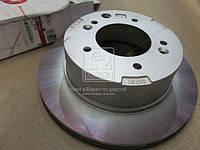 Диск тормозной задний (производитель Mobis) 584113E300