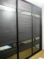 Встроенный шкаф-купе в спальню 1