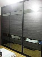 Встроенный шкаф-купе в спальню 2