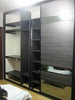 Встроенный шкаф-купе в спальню 3