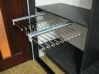 Встроенный шкаф-купе в спальню 4