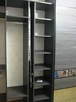 Встроенный шкаф-купе в спальню 5