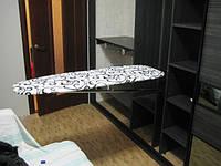 Встроенный шкаф-купе в спальню 7