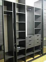 Встроенный шкаф-купе в спальню 8
