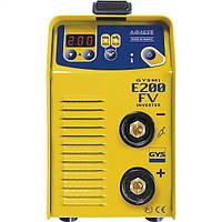 Сварочный инвертор GYSMI E200 FV GYS 031210 (Франция)