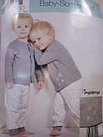 Пижама для ребенка размер 74-80