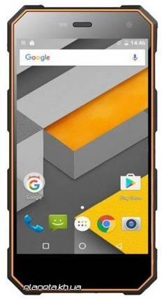 Мобильный телефон Sigma Х-treme PQ24 Black Orange , фото 2
