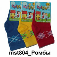 Носочки с рисунком детские р.14 арт.804