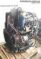 Двигатель Kubota V2203, CT 4.134 на Carrier Vector ; 26-00118-01 , фото 1