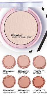 Пудра Flormar Pre.tty Pressed Powder 006 Neutral 9г (2730006)