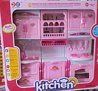 Детская кухня Kitchen  для девочек