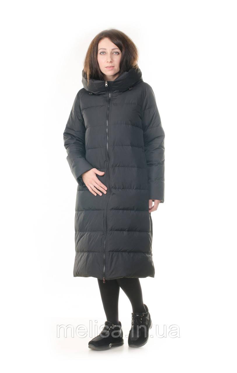 Зимний женский пуховик Max Mara - Интернет магазин женской одежды Melisa в  Харькове 39050e0c2ea