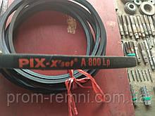 Клиновий ремінь приводний преміум класу А-800 Пікселів, 800мм
