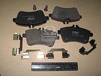 Колодка тормозная MB A-CLASS передний (производитель TRW) GDB1628
