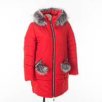 """Зимняя куртка для девочки """"Стелла-бубон  Разные цвета"""