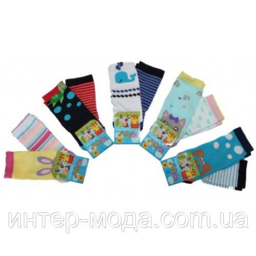 Шкарпетки дитячі з малюнком р. 14 арт.806 (Дві пари) (дівчинка)