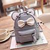Маленький портфель детский Микки серый, фото 3