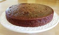 Греческий торт с малиновым вареньем