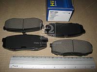 Колодка тормозная TOYOTA LAND CRUISER UZJ200 07- заднего (производитель SANGSIN) SP1382