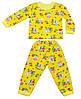 Пижамы тонкие и с коротким рукавом детские