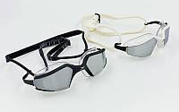 Очки для плавания SPEEDO 808767 AQUAPULSE MAX MIRROR (поликарбонат, TPR, силикон, цвета в ассортименте)