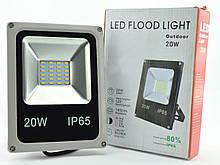 Світлодіодний прожектор 20W SMD 5730 Теплий білий