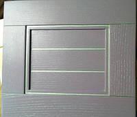 Фасады из ясеня крашеные, патинированные