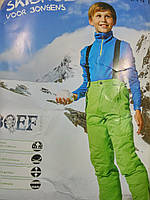 Лыжные детские штаны размер 164