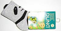 Детские носки махровые - Дюна р.10-12 (шкарпетки дитячі зимові махрові, Duna)