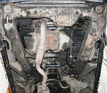 Захист картера двигуна і кпп Mitsubishi Space Wagon 1999-, фото 4