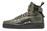Мужские кроссовки Nike Special Field Air Force 1 Khaki (Найк Аир Форс, хаки)