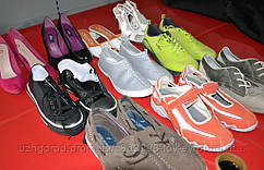 Обувь летняя секонд-хенд КРЕМ Код: Boty AL