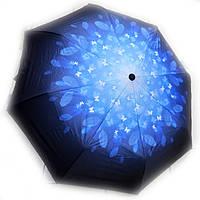 Зонт жіночий напівавтомат