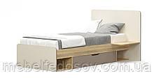 Кровать 900  Лами  (Мебель-Сервис)  950х2032х1200мм