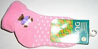 Детские носки махровые - Дюна р.14-16 (шкарпетки дитячі зимові махрові, Duna) 409