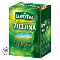 Чай зеленый Loyd Zielona